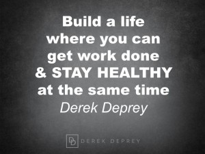 DD Quote - Build A Life